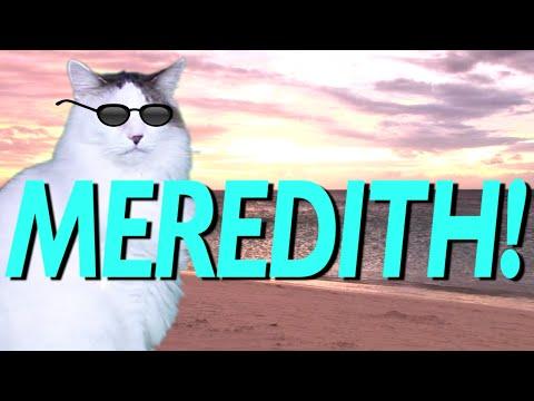 happy-birthday-meredith!---epic-cat-happy-birthday-song