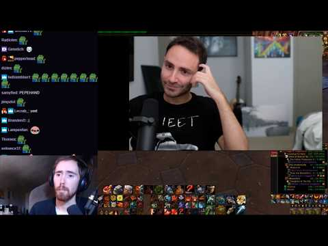 Asmongold Reacts to Reckful explains why he quit WoW in Cataclysm