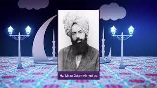Mirza Gulam Ahmed'in Mesih hatta peygamber olduğunu neye dayanarak savunuyorsunuz?