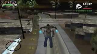 GTA San Andreas Nuevo Misterio 2015 - La Ciudad Fantasma