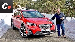 subaru xv crosstrek 2019 suv prueba test review en espaol cochesnet