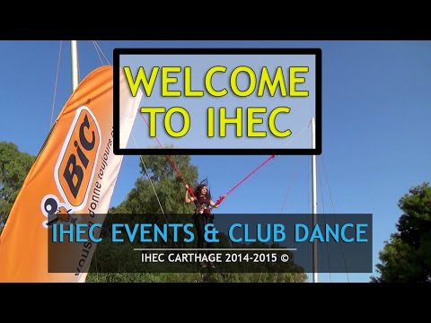 Welcome To IHEC (By IHEC Events) [1080p]