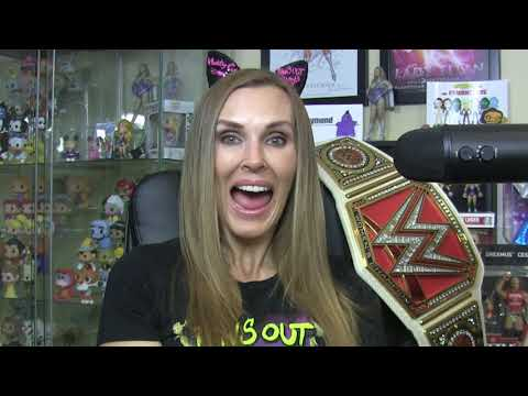 Wrestling With Tanya Tate: #Wrestlemania34 Predictions! News! & More