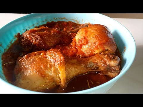 Easy Chicken Stew:  How to Make Chicken Stew From Scratch