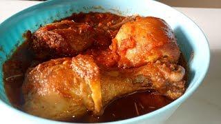 Easy Chicken Stew:  How to Make Chicken Stew From Scratch