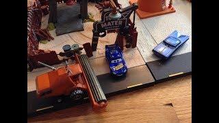 Cars Adventures 16-4-Bodyguard Frank