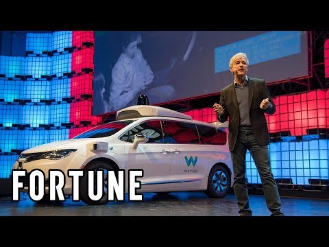 Waymo CEO: Cars With Driver Assistance Are Not Self-Driving Cars