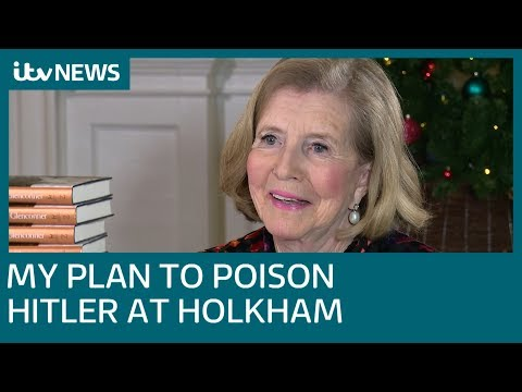 Lady Glenconner: My plan to poison Hitler at Holkham Hall | ITV ...