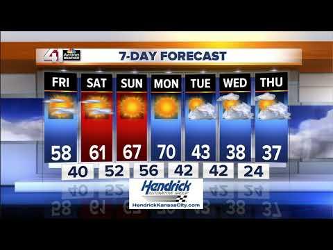 Gary Lezak - Evening Weather Update