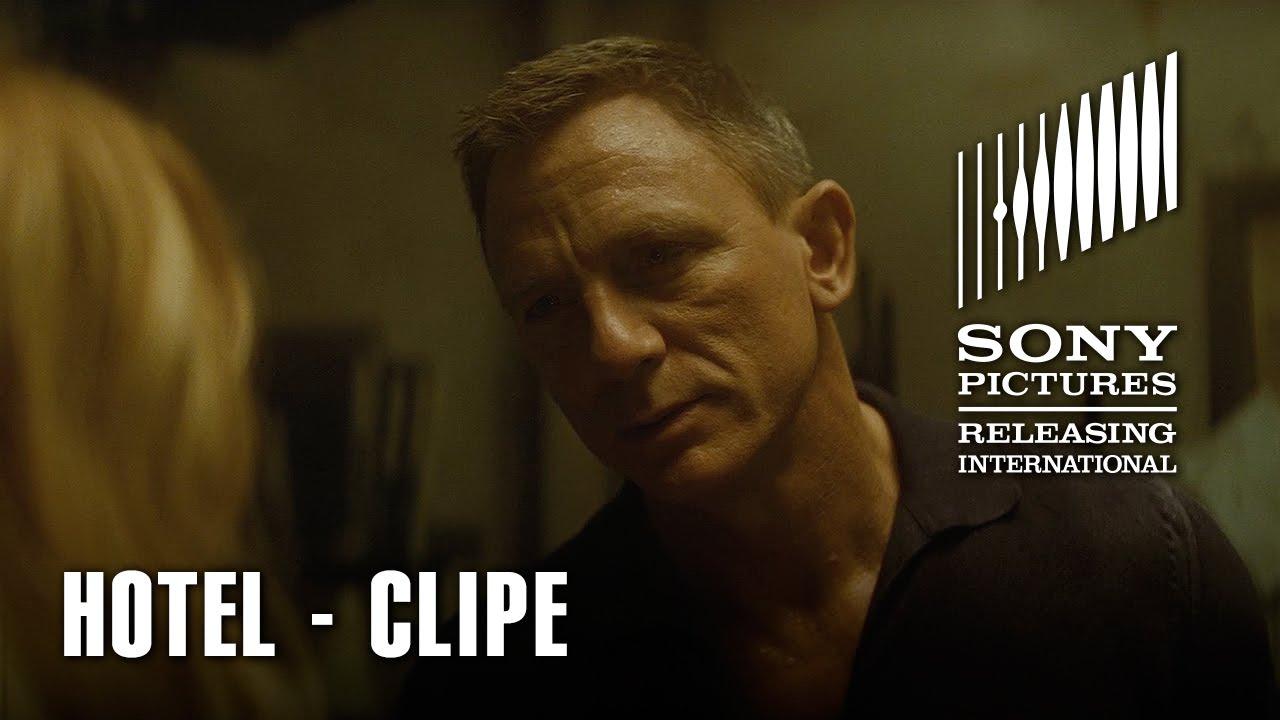 007 Contra Spectre Hotel 5 De Novembro Nos Cinemas Youtube