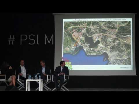 Présentation du projet d'extension du terminal à Conteneurs des bassins Ouest (1/2)