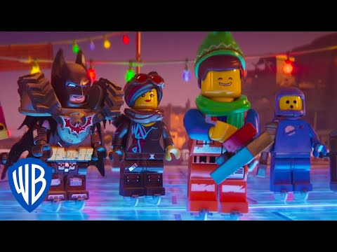 The LEGO Movie 2   Emmet's Holiday Party: A LEGO Movie Short [Full]   WB Kids