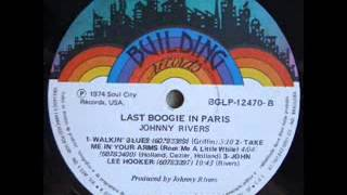 Johnny Rivers & His L.A. Boogie Band - Barefootin