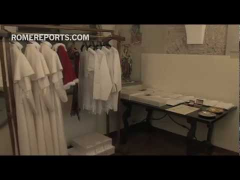 The Vatican's 'Room of Tears' is ready for next Pope