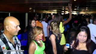 Summer Boat Party - on the River Thames 2015