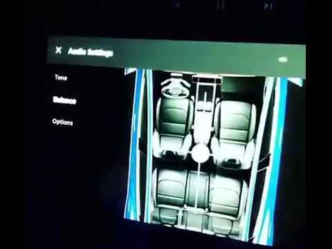 Tesla Model 3 software update: New sound options added ...