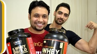 Whey Protein Safe Which One Buy Hindi