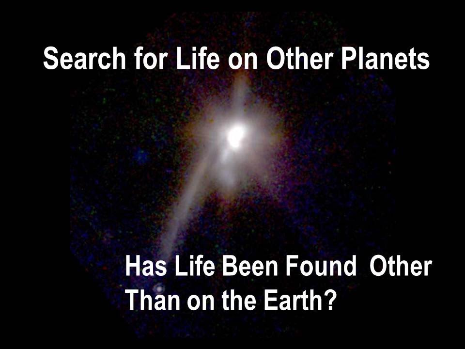 The Search for Life on Other Planets - YouTube