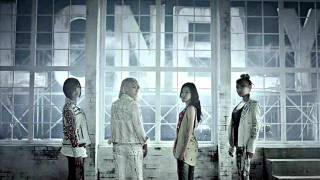 2NE1 - Lonely [English lyrics and Easy Romanization]