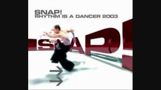 Snap! - Rhythm Is A Dancer - 2003 Remix (The Real Version!) HQ Sound