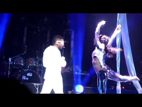 Usher - Mars vs Venus Live OMG Tour