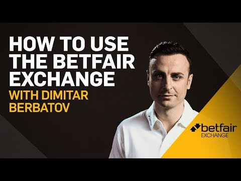 How to use The Betfair Exchange | Trading Football with Dimitar Berbatov