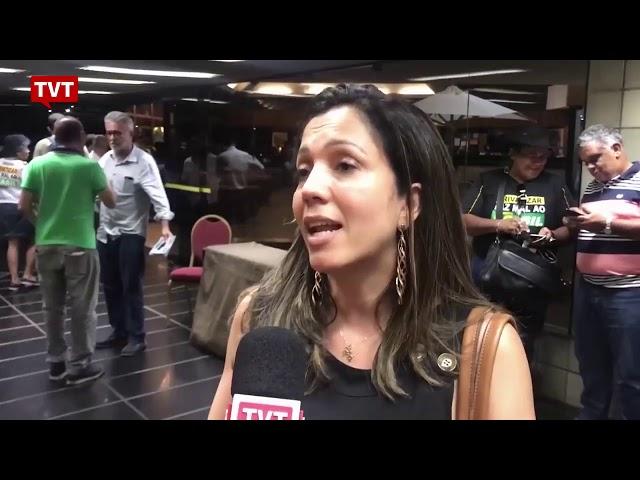 Petroleiros da Bahia lançam campanha Petrobras fica!