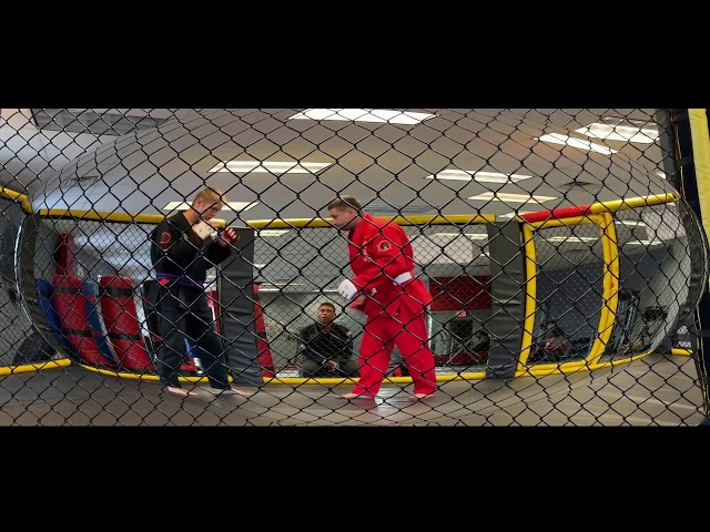 Training System - Alex Lee Production - Fury Combat - METATRON fight Club