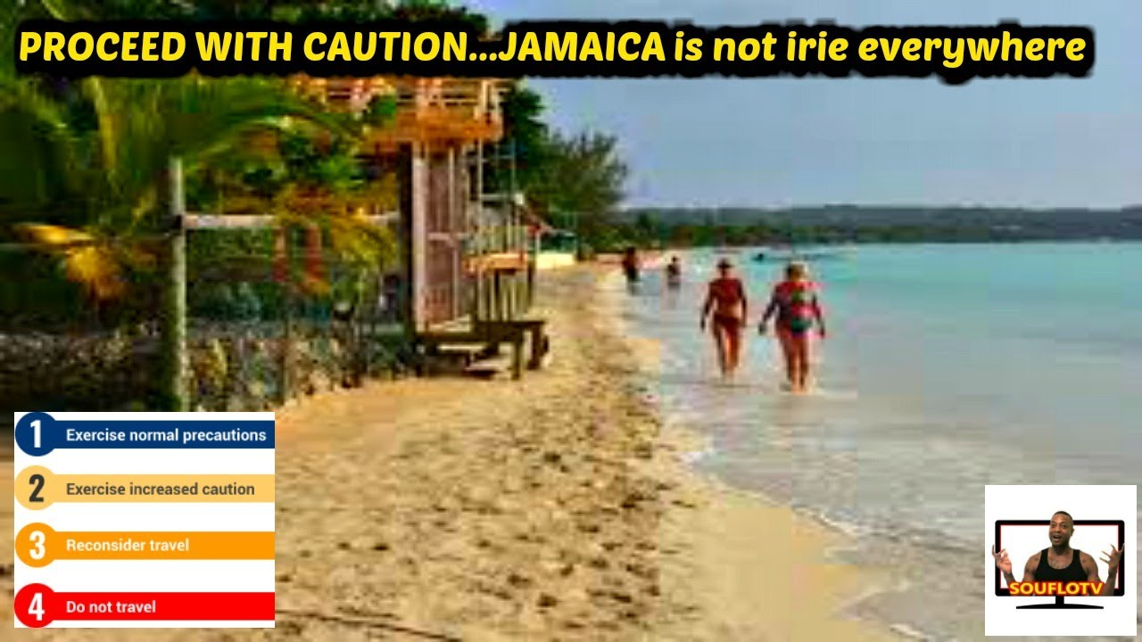 USA issues travel warning for Jamaica