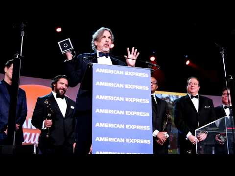 Peter Farrelly Speech - Green Book - PSIFF19 - Viggo Mortensen & Mahershala Ali