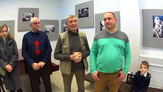 Выставка Ю Березнюка