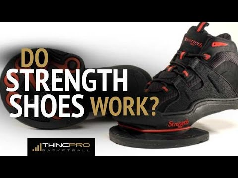 Do Strength Shoes Improve Your Vertical Jump for Basketball?