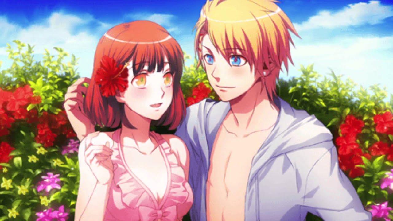 my top 10 reverse harem anime list youtube