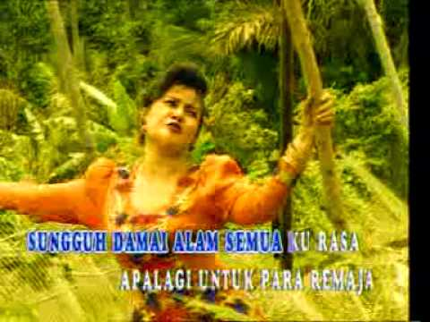 PESTA PANEN - ELVY SUKAESIH - [Karaoke Video]