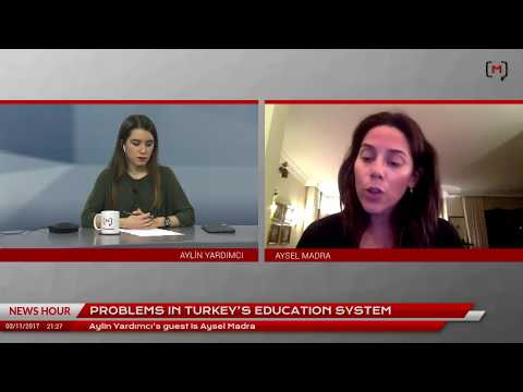 This Week in Turkey (36): Aysel Madra on problems in Turkey's education system
