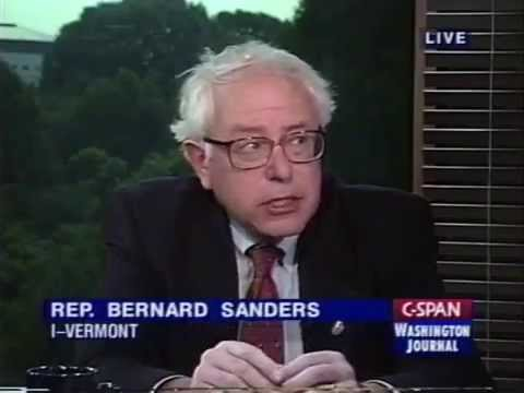 Bernie Sanders Interview: Permanent Normal Trade Relations with China (