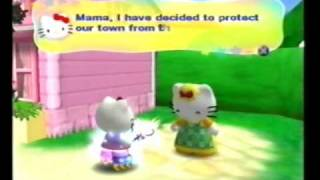 Hello Kitty Roller Rescue Walkthrough Part 1