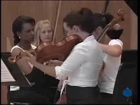 Dvorak Piano Quintet, 1st movement (part 2)