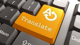 Работа переводчиком на дому через интернет Украина