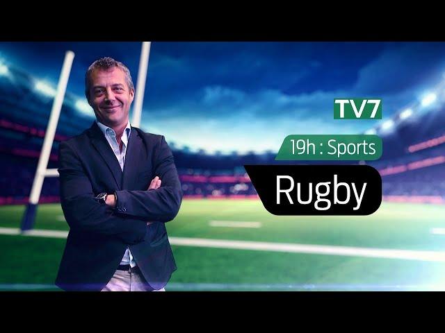 19h : Sports | Rugby - Lundi 19 Octobre | Lucas Rey - Talonneur de la Section paloise
