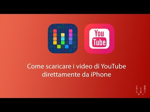 Come scaricare video da YouTube su iPhone con Workflow / How to download YouTube Videos on iPhone
