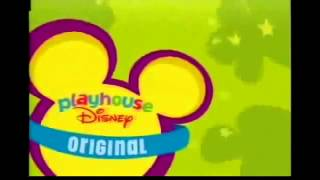 Playhouse Disney Original 4x logo 14 effects