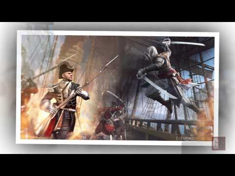 Assassin's Creed 4 Black Flag:  Latest Gameplay Screenshots  And Wallpapers Efx Show Full HD 1080p