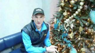 Новогоднее поздравление Владимира Шиповалова