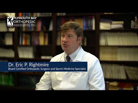 Meet Dr. Eric Rightmire Of Plymouth Bay Orthopedic Associates