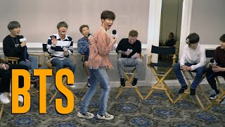Download BTS Talks Rose Bowl, Possible Khalid Collab And More With JoJo Wright! Mp3 and Videos