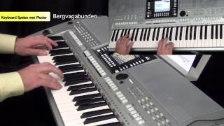 Bergvagabunden - Keyboard Spelen Met Plezier deel 4