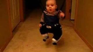 Baby Celtic Dancing