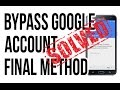 Google Verify || ODIN METHOD BYPASS, DELETE, REMOVE GOOGLE ACCOUNT (ALL SAMSUNG) Blog
