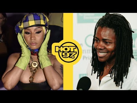 Tracy Chapman Sues Nicki Minaj Over Song + Controversial XXXTentacion Audio Leaks
